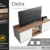 Mueble de TV - Delta Bixstore
